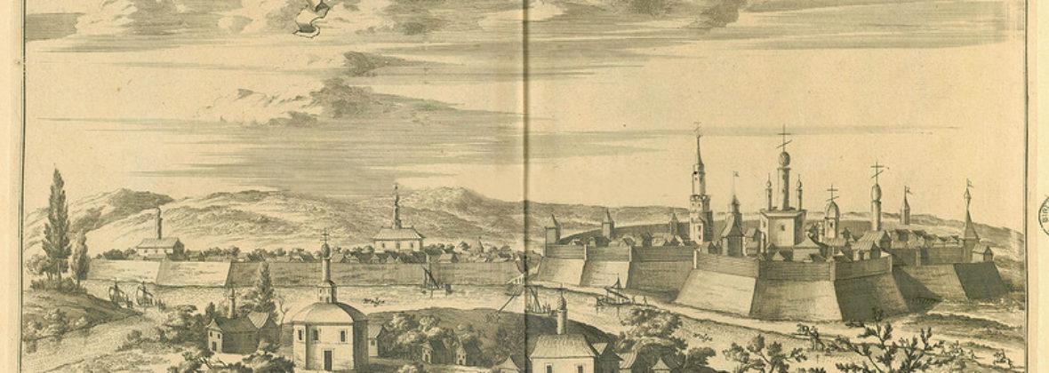 Тверской кремль: сгоревшая крепость и уничтоженная память