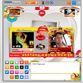 Скриншот к игре Видеочат Бутылочка
